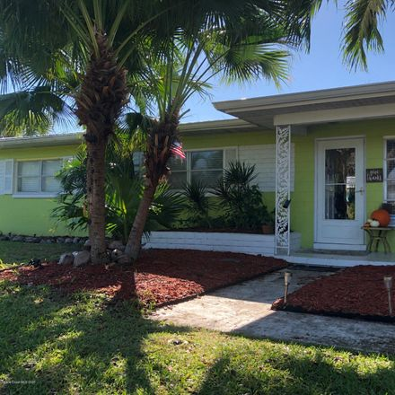 Rent this 4 bed house on 156 E Dover St in Satellite Beach, FL