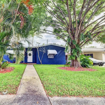 Rent this 3 bed house on 1628 North K Street in Lake Worth Beach, FL 33460