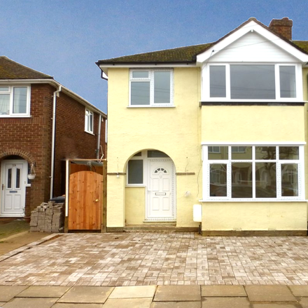 Rent this 3 bed house on Winchester Road in Harrowden MK42 0RZ, United Kingdom