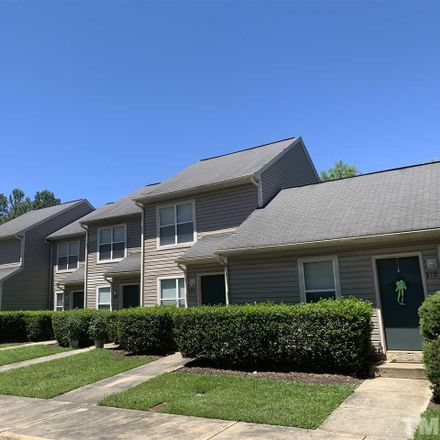 Rent this 2 bed townhouse on Greenwood Drive in Clayton, NC 27520