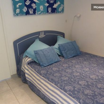 Rent this 1 bed apartment on 75 Boulevard Carnot in 06000 Nice, France