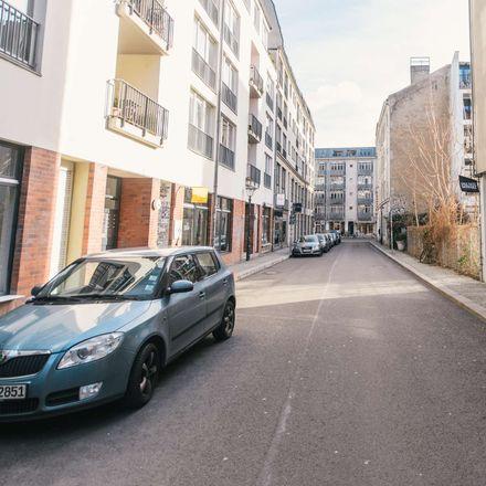 Rent this 2 bed apartment on Kita Pfiffikus in Rückerstraße, 10119 Berlin