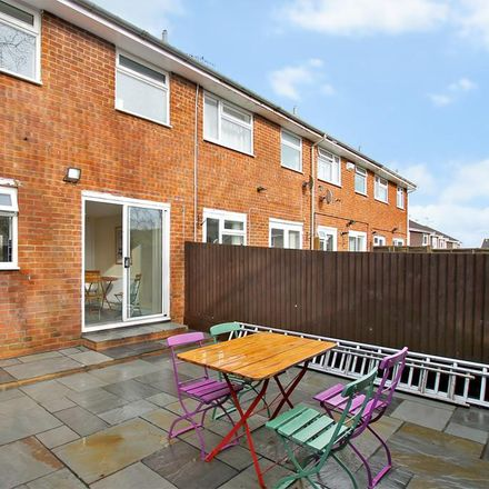 Rent this 3 bed house on Tavy Close in Worthing BN13 3PA, United Kingdom