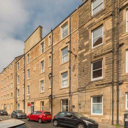 Rent this 1 bed apartment on 9 Cadiz Street in City of Edinburgh EH6 7BJ, United Kingdom