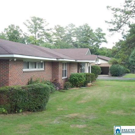 Rent this 3 bed house on Montez Dr S in Bessemer, AL
