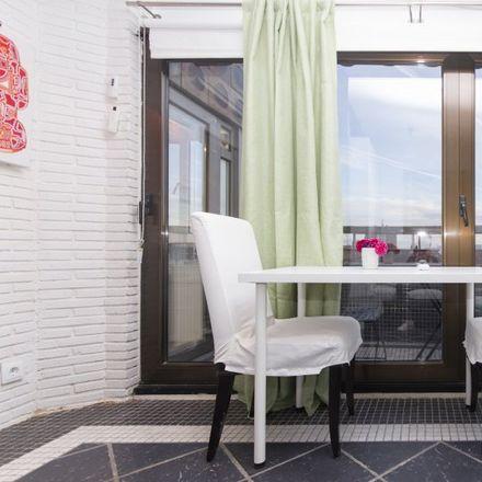Rent this 1 bed apartment on Avenida de Alberto Alcocer in 46-A, 28001 Madrid
