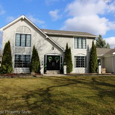 Rent this 4 bed house on 11881 Whispering Oak Lane in Shelby Charter Township, MI 48315