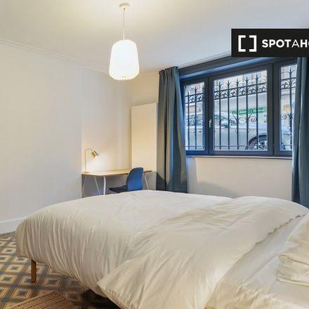 Rent this 10 bed apartment on Rue Africaine - Afrikastraat 4 in 1060 Saint-Gilles - Sint-Gillis, Belgium