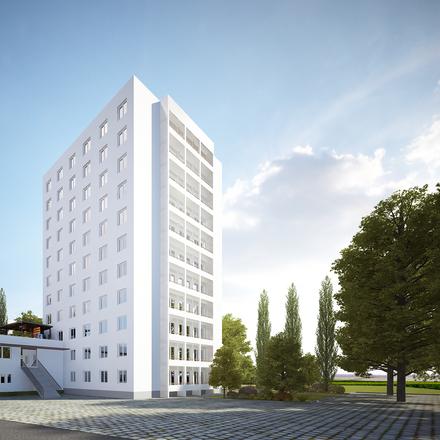 Rent this 1 bed apartment on Anhalt University of applied sciences in Bernburger Straße, 06366 Köthen