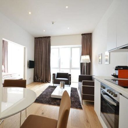 Rent this 1 bed apartment on Cranachstraße 10 in 60596 Frankfurt, Germany