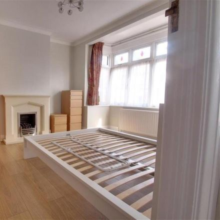 Rent this 3 bed house on Bible Faith Holiness Church in Grange Park Road, London E10