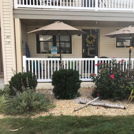 Rent this 1 bed condo on 139 Wharfside Drive in Monmouth Beach, NJ 07750