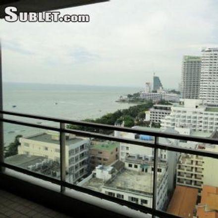 Rent this 1 bed apartment on Khana Khazana in Pattaya Sai Song (Second Rd), Pattaya