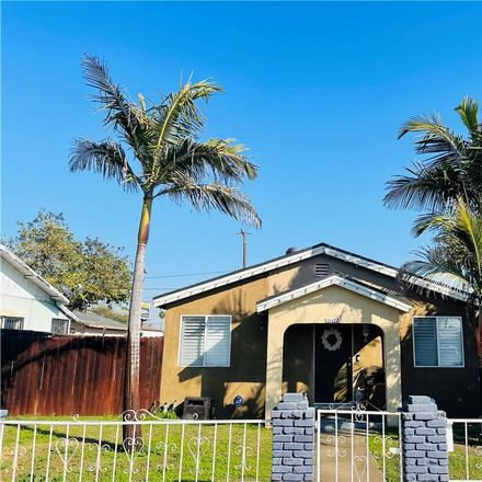 Rent this 3 bed house on 15422 South Washington Avenue in Compton, CA 90221