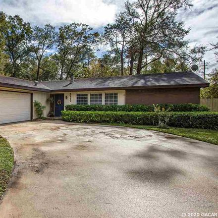 Rent this 3 bed house on 4217 Northwest 46th Avenue in City of Gainesville Municipal Boundaries, FL 32606