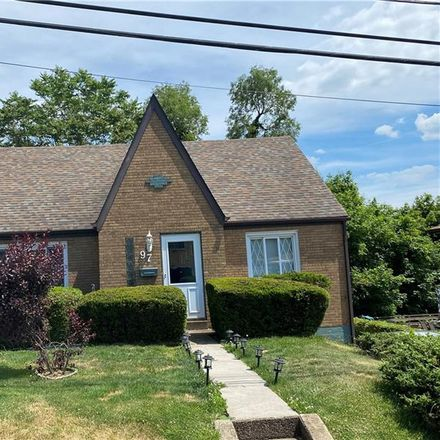 Rent this 3 bed house on 97 Union Avenue in North Versailles, PA 15137