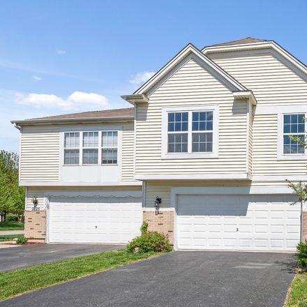 Rent this 3 bed duplex on Timber Springs Drive in Joliet, IL 60432