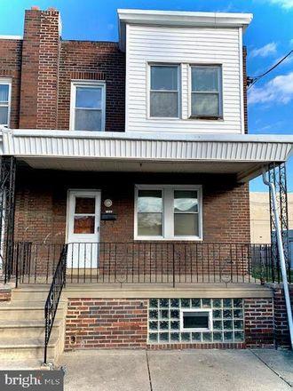 Rent this 3 bed townhouse on 1977 Pratt Street in Philadelphia, PA 19124