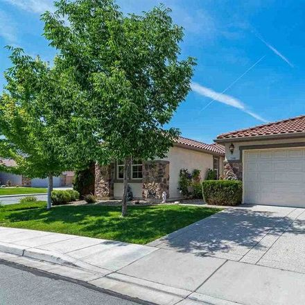 Rent this 3 bed apartment on Spring Flower Drive in Reno, NV 190