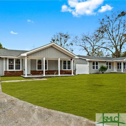 Rent this 4 bed house on 3202 Hazel Street in Savannah, GA 31404