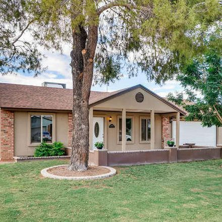 Rent this 3 bed house on 4708 West Orchid Lane in Chandler, AZ 85226
