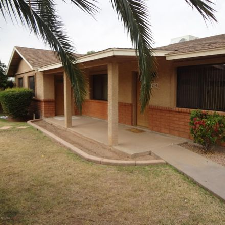 Rent this 2 bed townhouse on 1410 North Jay Street in Chandler, AZ 85225