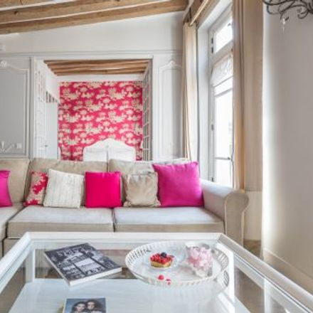 Rent this 3 bed apartment on 47 Rue Greneta in 75003 Paris, France