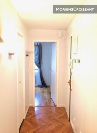 Rent this 1 bed apartment on 15 Rue Montrosier in 92200 Neuilly-sur-Seine, France