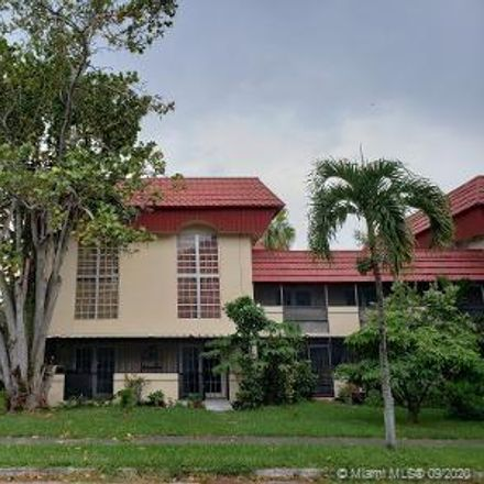 Rent this 2 bed condo on 10903 Southwest 88th Street in Kendall, FL 33176