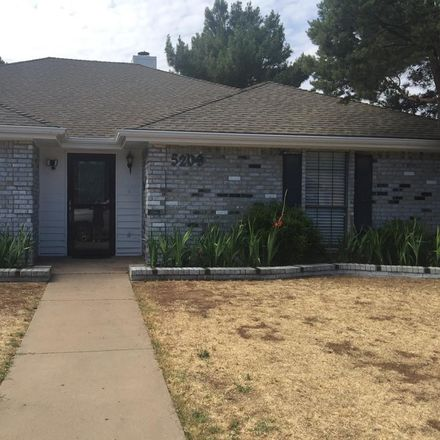 Rent this 3 bed house on 5209 Lavaca Avenue in Midland, TX 79707