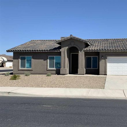 Rent this 4 bed apartment on 41st St in Yuma, AZ