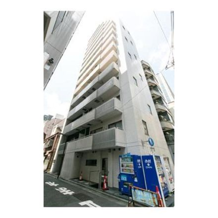 Rent this 1 bed apartment on Shinbashi in Minato, Tokyo 105-8471