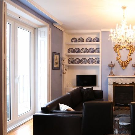 Rent this 3 bed apartment on Plaza de Oriente in 28001 Madrid, Spain