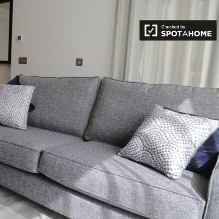 Rent this 2 bed apartment on Grand Canal Square in South Dock ED, County Dublin