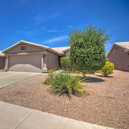 Rent this 2 bed house on 1472 East Waterview Place in Chandler, AZ 85249