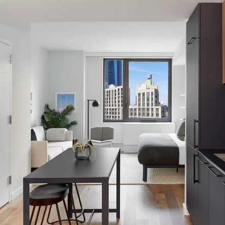 Rent this 0 bed apartment on 411 W 35th St in New York, NY 10018