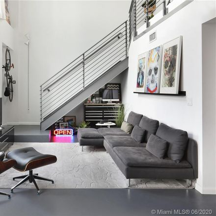Rent this 2 bed loft on 333 Northeast 24th Street in Miami, FL 33137