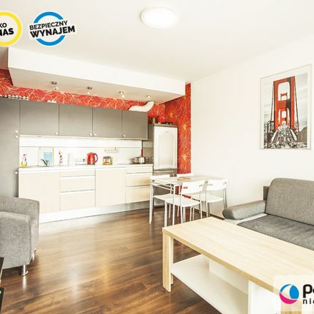 Rent this 3 bed apartment on Chłopska 24K in 80-375 Gdansk, Poland