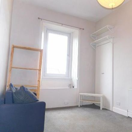 Rent this 1 bed apartment on 7 Stewart Terrace in Edinburgh EH11 1TU, United Kingdom