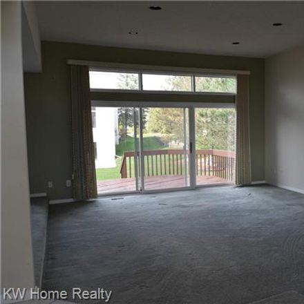 Rent this 4 bed house on Silver Pond Rd in West Bloomfield, MI