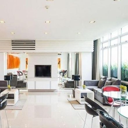 Rent this 1 bed condo on Berkeley Residences in Katipunan Avenue, Loyola Heights
