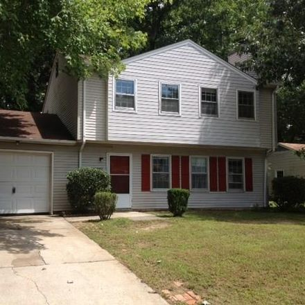 Rent this 4 bed house on 13362 Warwick Springs Drive in Newport News City, VA 23602