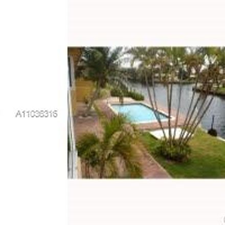 Rent this 2 bed condo on 840 Pine Drive in Pompano Beach, FL 33060