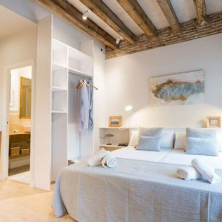 Rent this 1 bed apartment on Fundacio APIP-ACAM in Carrer de la Duana, CP 08003 Barcelona