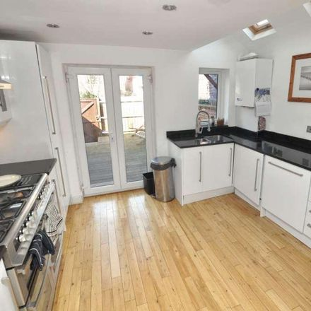 Rent this 3 bed house on 3 in Woodman Court, Oxford OX4 1DG