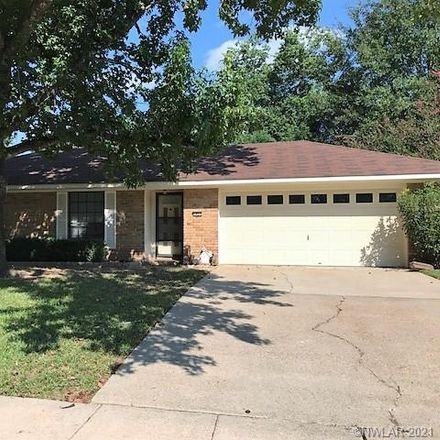 Rent this 3 bed house on 4921 Longstreet Place in Bossier City, LA 71112