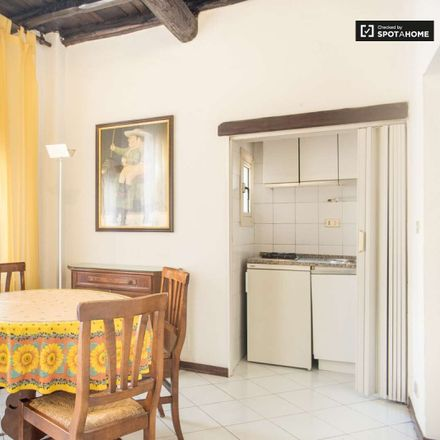 Rent this 1 bed apartment on Via Rasella