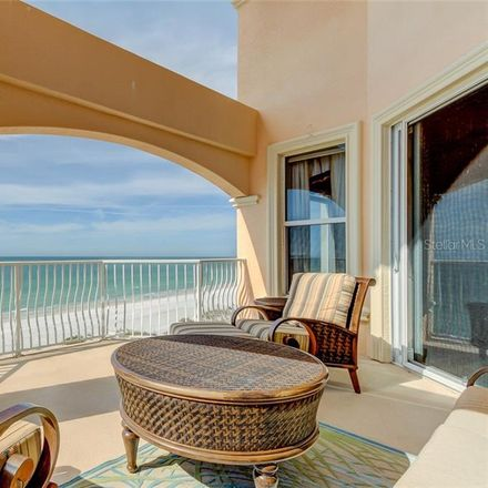 Rent this 4 bed condo on 19820 Gulf Boulevard in Indian Shores, FL 33785