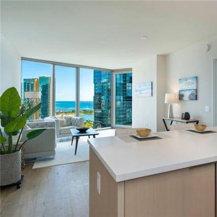 Rent this 2 bed condo on 1001 Queen Street in Honolulu, HI 96814