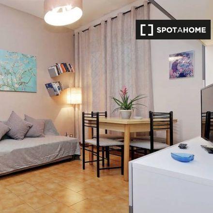 Rent this 1 bed apartment on Parrocchia SS Cuori di Maria e Gesù in Via Monte delle Gioie, 00199 Rome RM